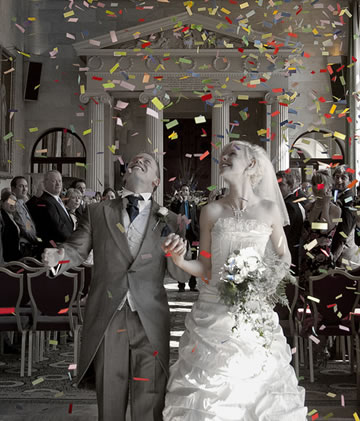 Wedding Confetti Launch