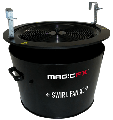 Swirl Fan Hire