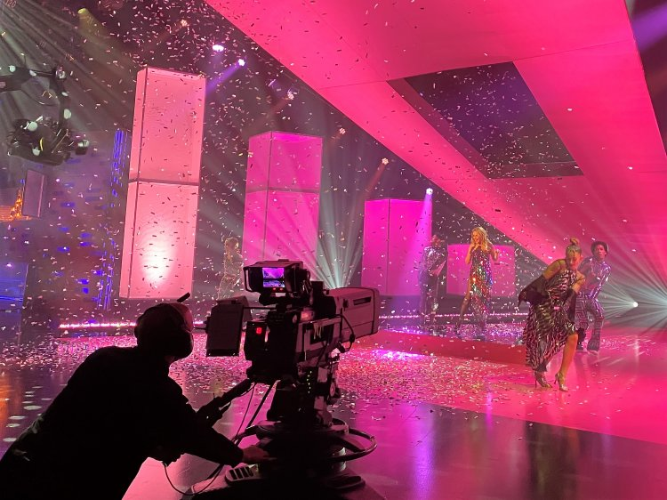 Kylie Minogue On The Graham Norton Television Show